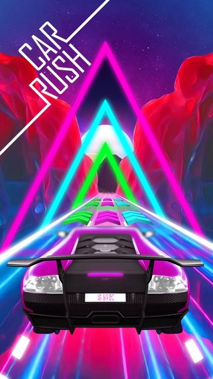 Car Rush - Dancing Curvy Roads screenshot-0