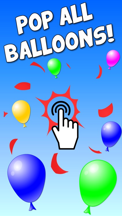 Tap Pop Balloon - Combo Party screenshot-0