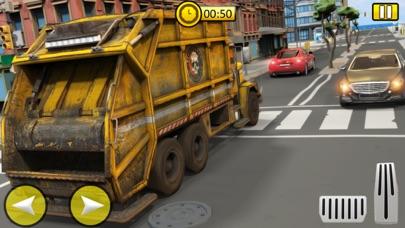 用務員 生活 シム: クリーン 道路のおすすめ画像5