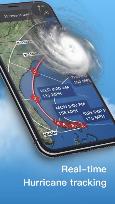 Live Weather Pro-Forecast&Rada Screenshot
