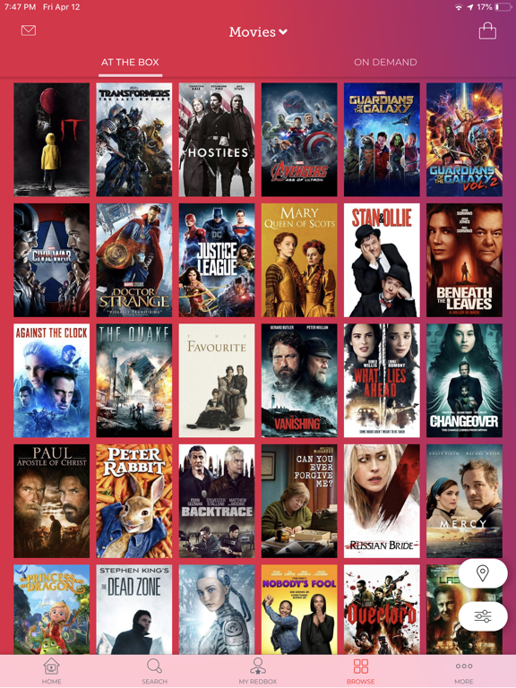 REDBOX: Rent, Stream & Buy screenshot 9