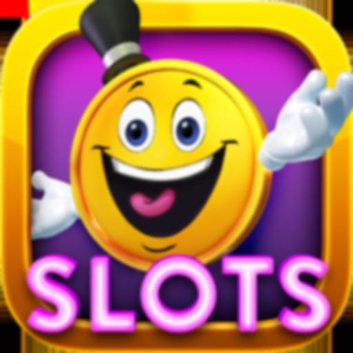 Cashman Casino Vegas Slot Game app logo