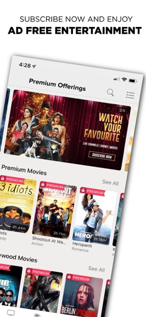 SonyLIV–LIVE Cricket TV Movies on the App Store