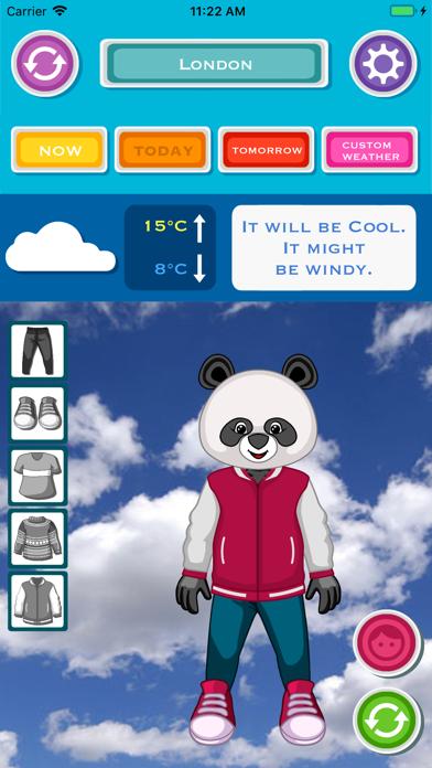 天気と今日の服装のおすすめ画像4