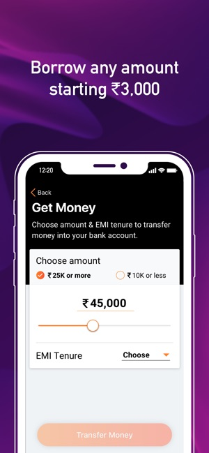 MoneyTap - Loan & Credit Card on the App Store