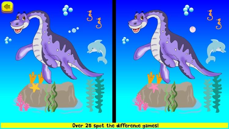 Dinosaur Puzzles Toddler Kids screenshot-3
