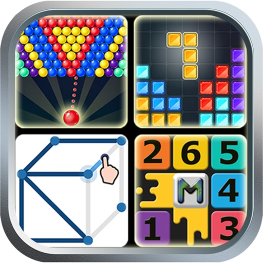 Puzzle Game - All In One