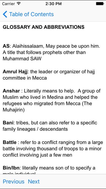 The Life of Prophet Muhammad