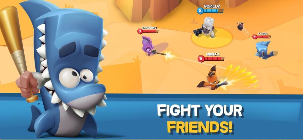 Zooba: Zoo Battle Royale Game hack tool