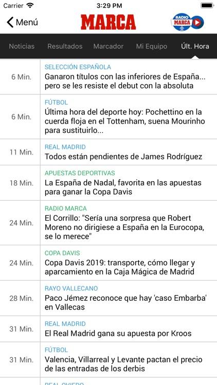 MARCA - Diario deportivo screenshot-5