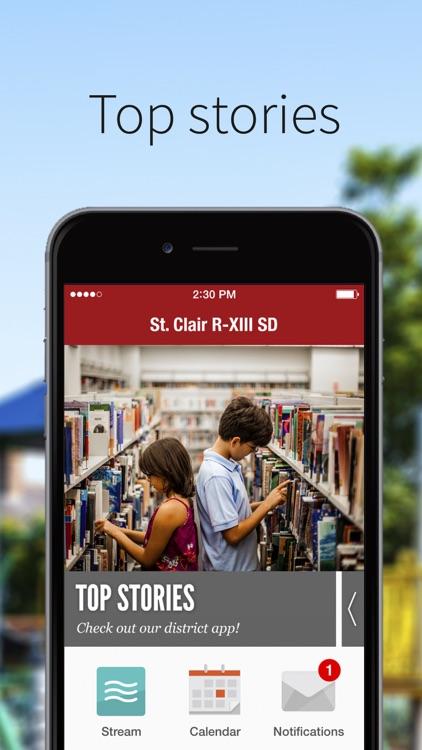 St. Clair R-XIII SD