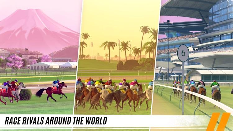 Rival Stars Horse Racing screenshot-3