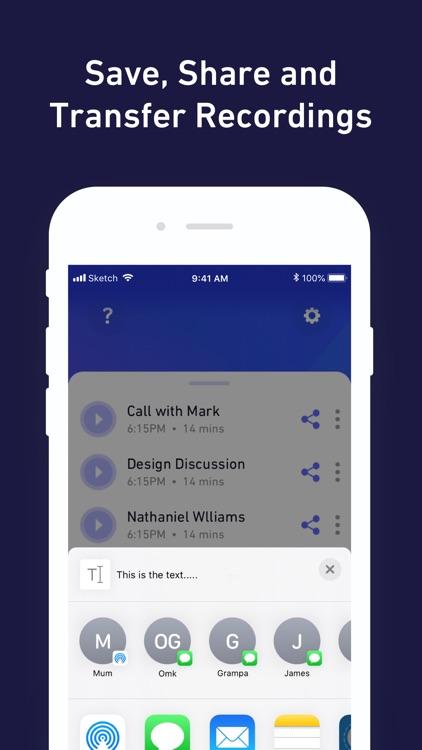 Call Recorder - Unlimited screenshot-5