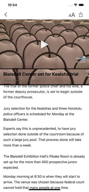 KHON2 News - Honolulu HI News on the App Store