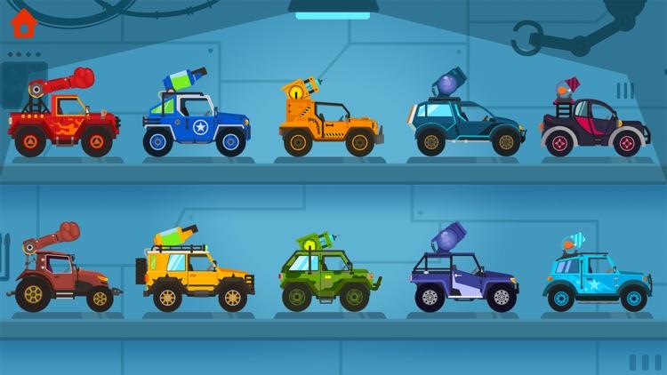 Dinosaur Guard: Games for kids screenshot-4