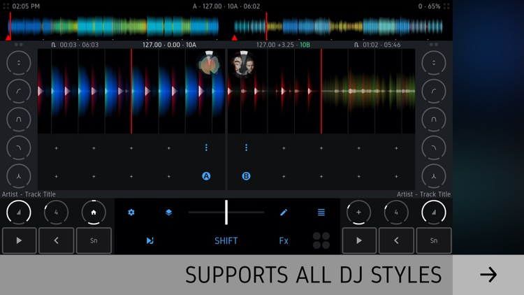 DJ Player Professional