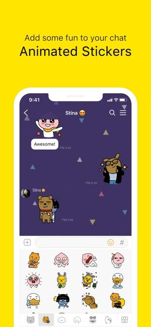 kakaotalk gift icons