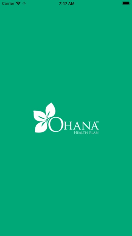 'Ohana Health Plan screenshot-0