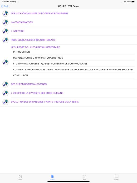 Aplus 3ème screenshot 14