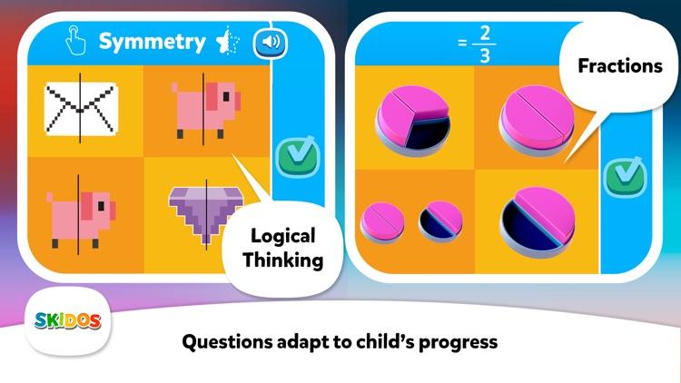 Learning Math Fun Family Games screenshot-6