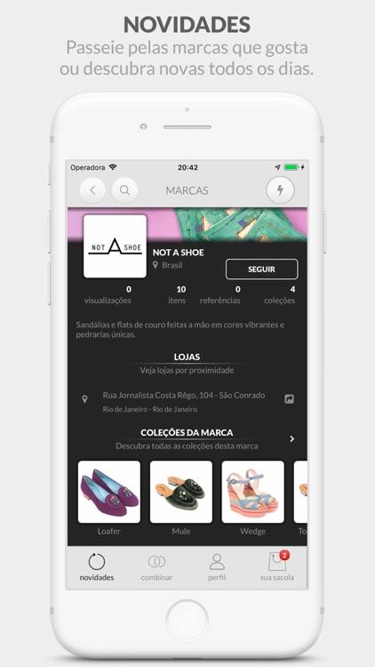Catwalk: moda, looks e compras screenshot-4
