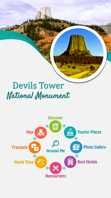 Devils Tower National Monument screenshot 2