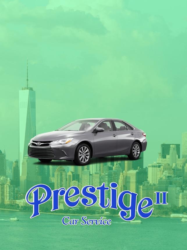 Prestige Car Service >> Prestige 2 Car Service On The App Store