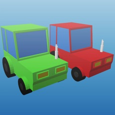 Activities of Two Cars 3D