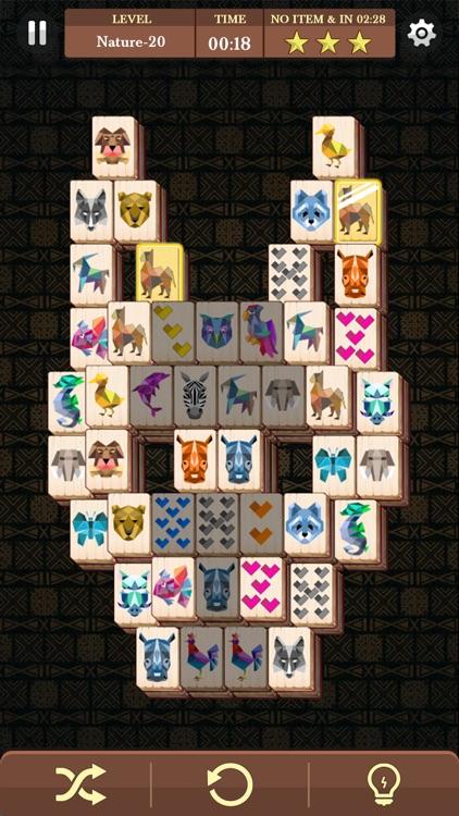 Mahjong Classic: Solitaire screenshot-5