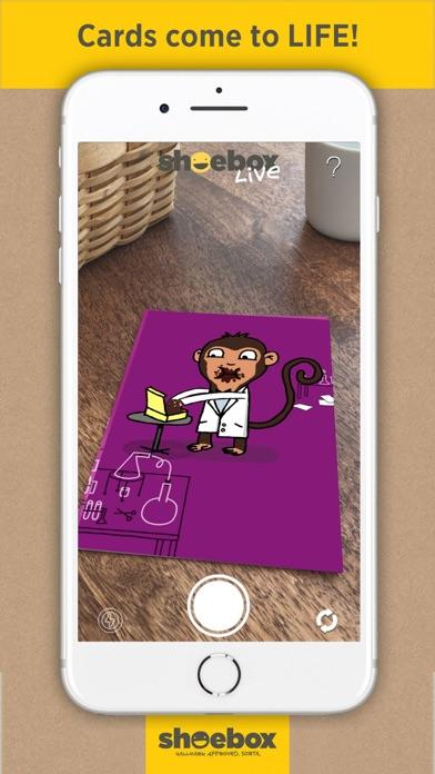 Shoebox Live screenshot 2