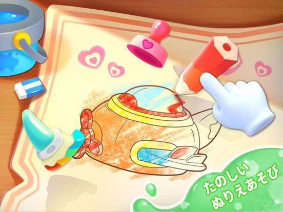 子どもの塗り絵遊びのおすすめ画像2