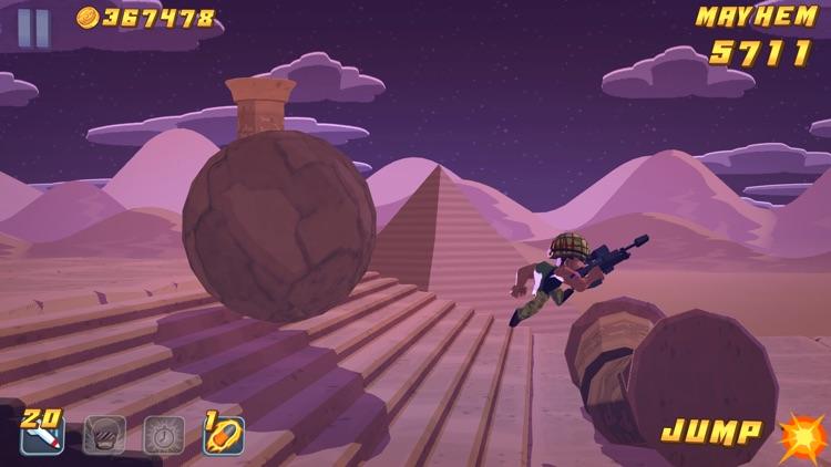 Major Mayhem screenshot-4