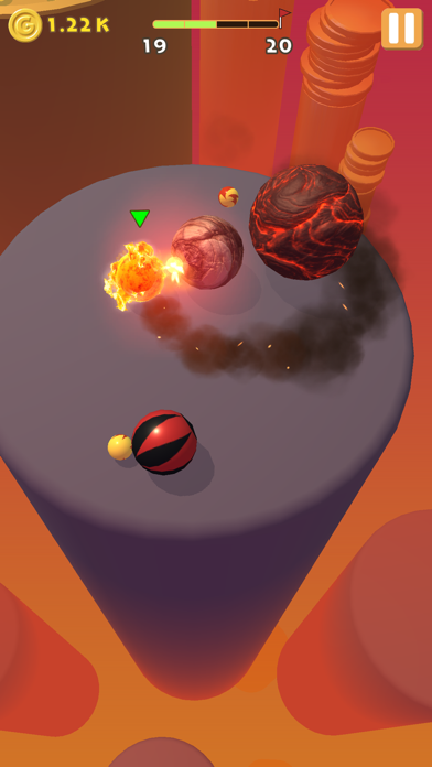 Ball Action screenshot 1