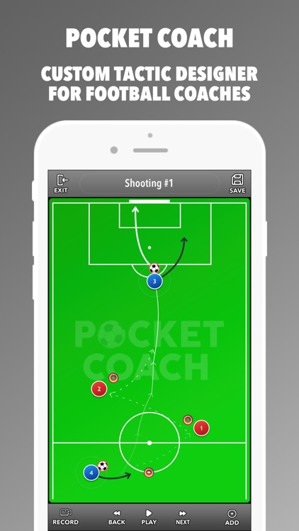 Pocket Coach for Soccer screenshot-0