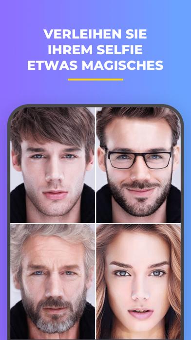 messages.download FaceApp – AI Fotobearbeitung software