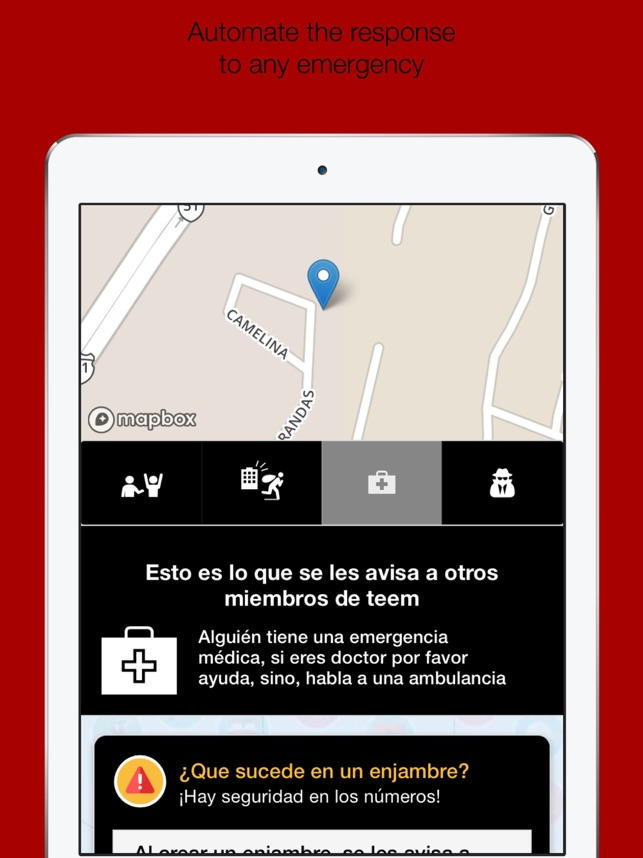 SEGUR Safety in Numbers on the App Store