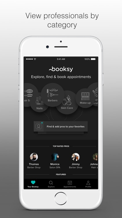 Booksy: book your appointment