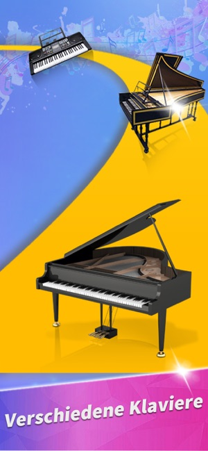 ‎Piano Music Tiles: Anime & Pop Screenshot