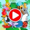 Kids Puzzle: Funny Animals