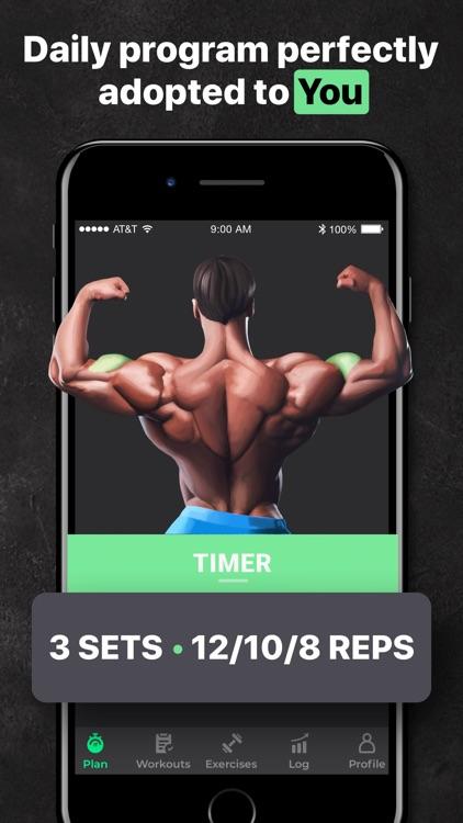 ProFit: Personal Workout Plan screenshot-5