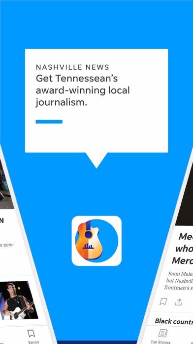 Tennessean Screenshot