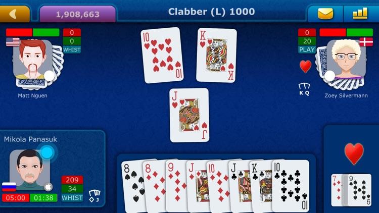 Online Clabber LiveGames