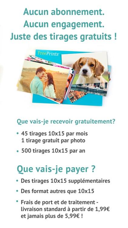 FreePrints - Tirages gratuits screenshot-4