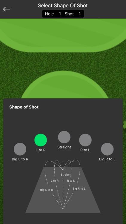 Golf Stats Coach screenshot-4