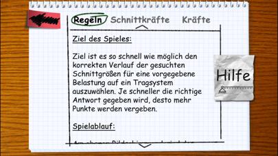 Schnittkraftmeister screenshot two