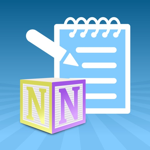 NannyNotes Baby Tracker Sheet