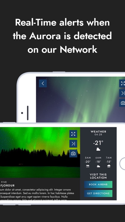 Live Aurora Network Iceland screenshot-2