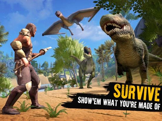 Jurassic Survival Island screenshot