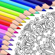 Colorfy: Colouring Art Book