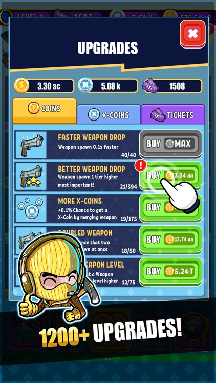 Battle Royale Tycoon Idle Game screenshot-4